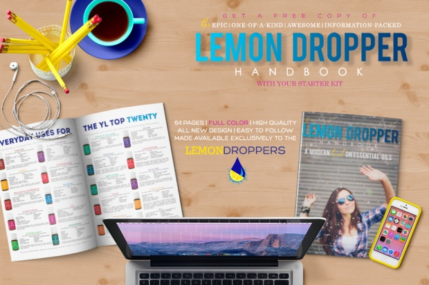 Lemon Dropper Handbook Promo