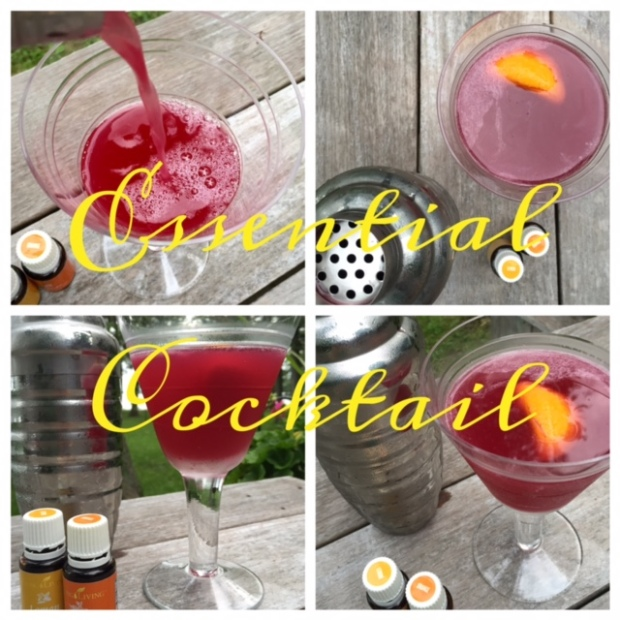 #cosmo #cosmopolitan #youngliving #essentialoils #essentialcocktail recipe