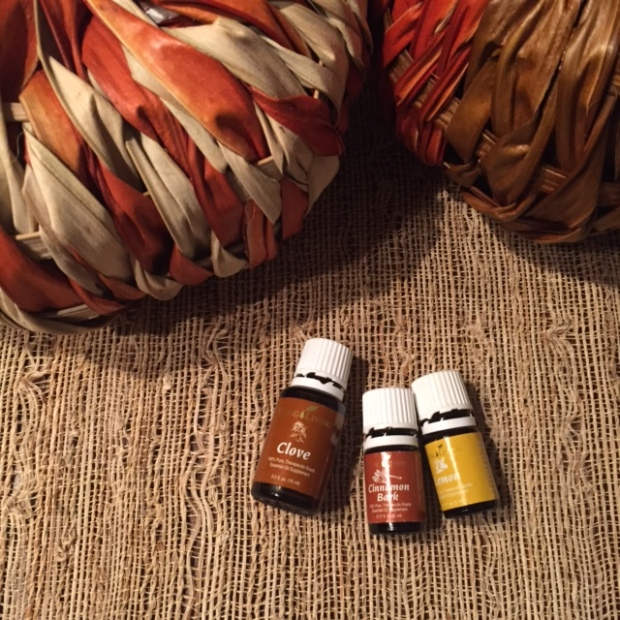 Young Living Essential Oils : Perfect for fall cocktails!
