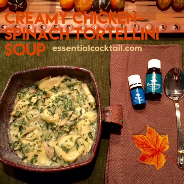 Easy Weeknight Dinner Using Essential Oils
