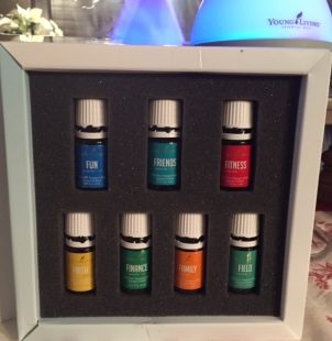 Young Living Infused 7 Kit